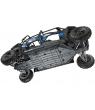RZR® XP 1000 HMW SKID PLATE BY POLARIS®