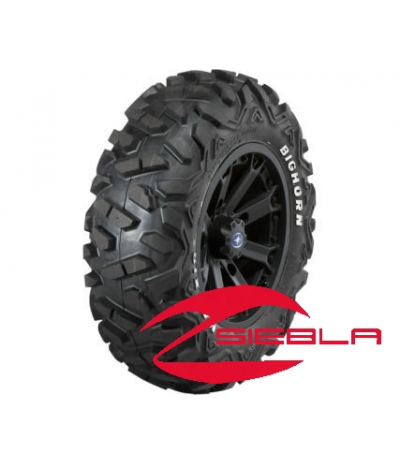 "WREC 14"" RIM WITH MAXXIS BIG HORN TIRE KIT"