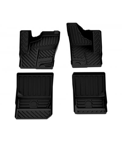 ALL-WEATHER FLOOR MATS (FRONT SEAT - 2 MATS)