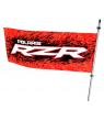 RZR WHIP FLAG BY POLARIS