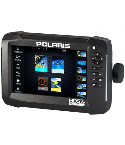 """POLARIS 7"""" TOUCH SCREEN GPS BY LOWRANCE®"""