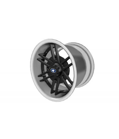 LYTE FRONT WHEEL- ACCENT BY POLARIS