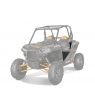 RZR XP 1000 BLACK LOWER HALF DOORS BY POLARIS