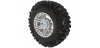 PRO ARMOR CRAWLER XR TIRE WITH SIXR WHEEL- MACHINED