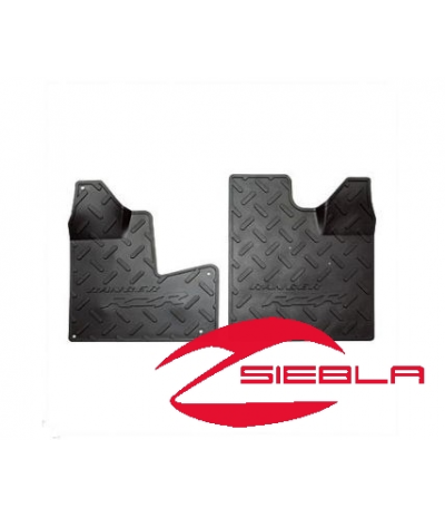 FLOOR MATS- RZR 570, 800, 900 BY POLARIS