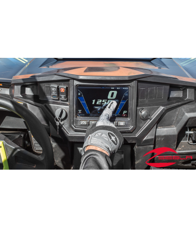 "RIDE COMMAND™ 7"" DISPLAY BY POLARIS"