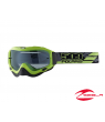 509 DIRT PRO GOGGLE- LIME TECH STANDARD BY POLARIS®