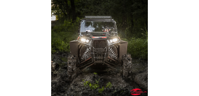 Double XL Front Fender Flares by Polaris®
