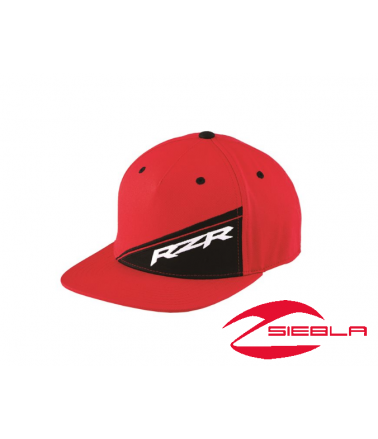 Gorra Polaris RZR Red