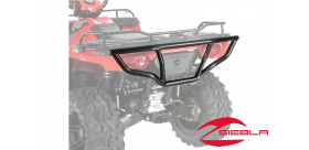 REAR BRUSHGUARD FOR SPORTSMAN 570 BY POLARIS BLACK