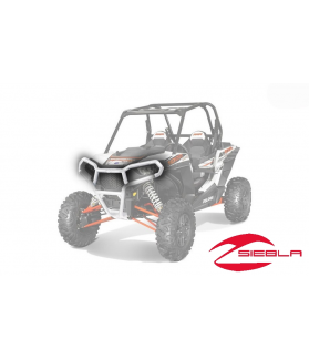 RZR XP 1000 WHITE EXTREME BUNDLE BY POLARIS