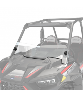 RZR XP 1000 HALF WINDSHIELD BY POLARIS