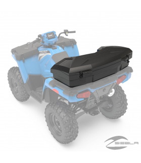 LOCK & RIDE REAR CARGO RACK BOX FOR SPORTSMAN 400, 500, 570, 600, 700, 800 BY POLARIS