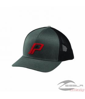 GORRA RZR RETRO CAP GRAY/RED