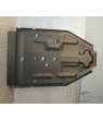 RZR XP 1000 HMW SKID PLATE BY POLARIS