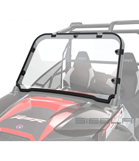 RZR 570, 800, 900 LOCK & RIDE POLY WINDSHIELD BY POLARIS