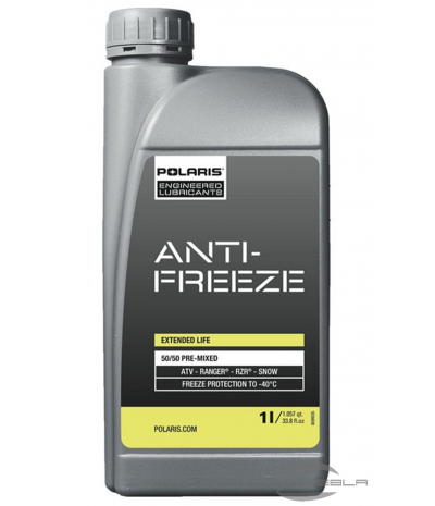EXTENDED LIFE ANTI-FREEZE 50/50 FORMULATION