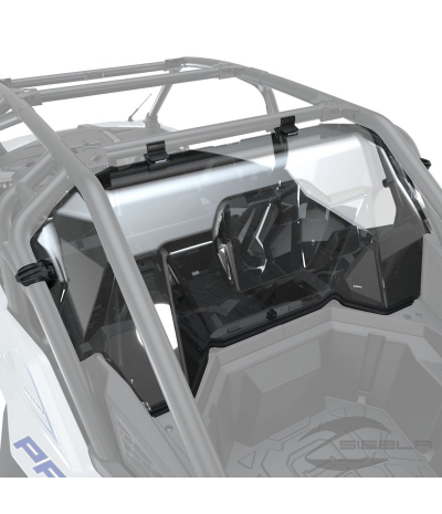 Poly Rear Panel, 4-Seat