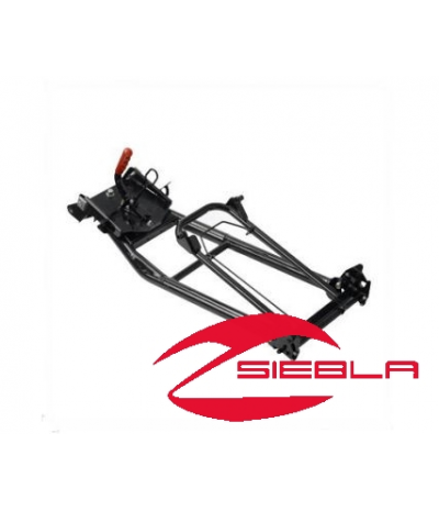 GLACIER III PLOW PUSH FRAME BY POLARIS