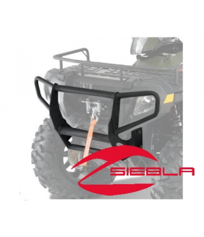 DELUXE FRONT BRUSHGUARD FOR SPORTSMAN 500, 600, 700, 800, X2, TOURING & BIG BOSS BY POLARIS