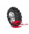 "VADER 14"" LUSTER RIM WITH ITP MUD LITE XTR TIRE KIT"