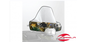 PURSUIT CAMO LOCK & RIDE TALL WINDSHIELD FOR SPORTSMAN 550 & 850 BY POLARIS