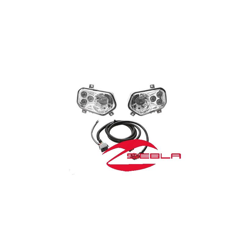 led headlight kit by polaris