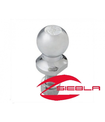 "TRAILER BALL & SHANK, 1 7/8"" BALL, ¾"" SHANK"