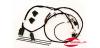 JUEGO DE CABLES LED W/ 2 CONECTORES