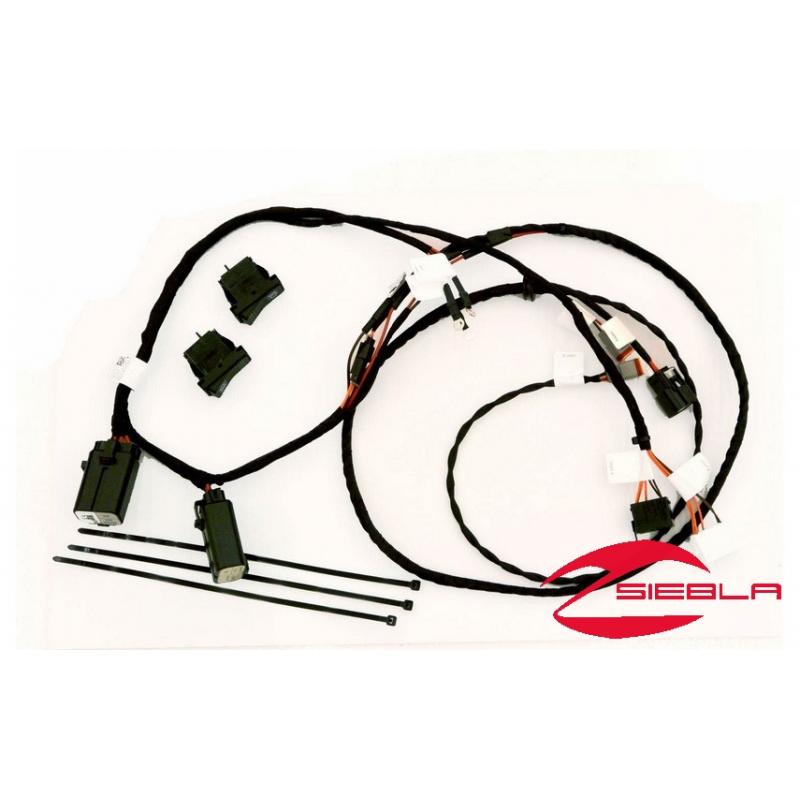 Rzr U00ae Xp 1000 Led Harness W   Two Connectors By Polaris U00ae