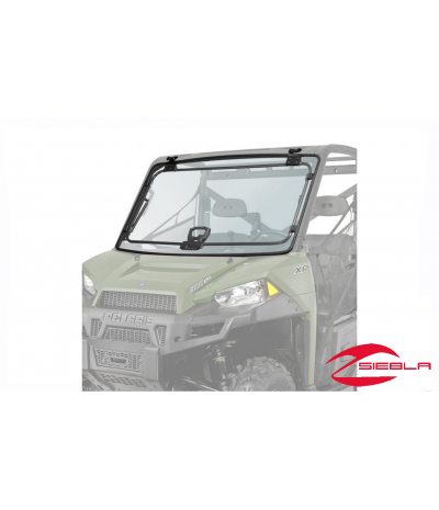 PRO-FIT POLY TIP-OUT WINDSHIELD