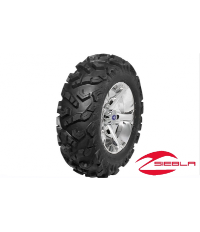 "VADER 14"" RIM WITH PROCOMP EXTREME TRAX TIRE KIT"