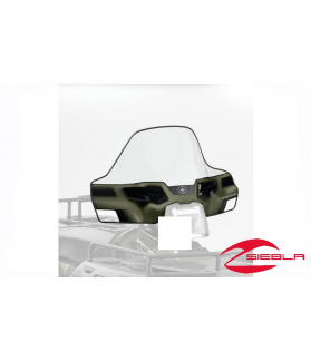 GREEN LOCK & RIDE MID WINDSHIELD FOR SPORTSMAN 400, 500, 570, 800, X2, 6X6, TOURING BY POLARIS