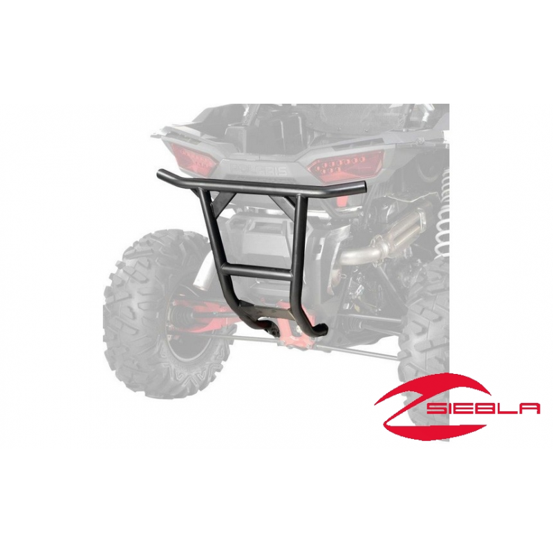 Polaris 2879450-458 Black Extreme Rear Bumper Attachment