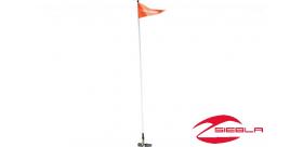 LIGHTED WHIP FLAG BY POLARIS