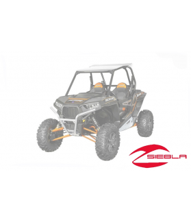 RZR XP 1000 WHITE LOW-PRO BUNDLE BY POLARIS