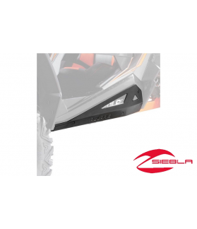RZR XP 1000 LOW PROFILE STEEL ROCK SLIDERS BY POLARIS