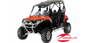 RZR® 4 TINTED ROOF W/ LOCK & RIDE® BY POLARIS®