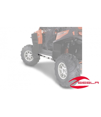 RZR 900 ALUMINUM ROCK SLIDERS BY POLARIS