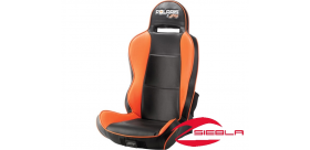 RZR® XP 1000 BLACK AND ORANGE POLARIS® SEAT BY PRP