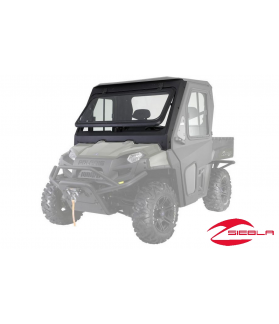 TIP- OUT GLASS WINDSHIELD FOR RANGER 800 FULL SIZE PRO-STEEL CAB BY POLARIS