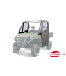 CANVAS DOOR KIT FOR PRO-STEEL CAB- 800 FULL SIZE BY POLARIS