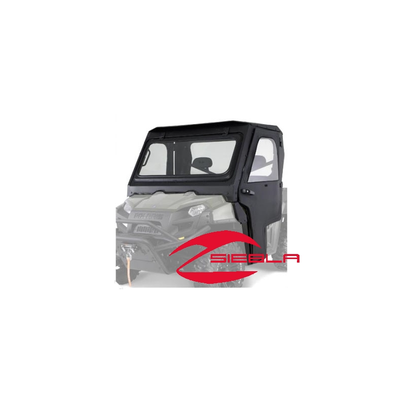 Pro Steel Cab System With Canvas Doors For Ranger 800 Full