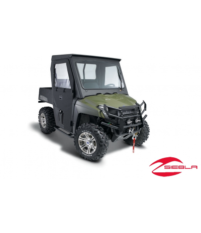 MID-SIZE RANGER STEEL GLASS WINDSHIELD BY POLARIS
