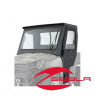 MID SIZE GLASS REAR PANEL FOR STEEL CAB BY POLARIS