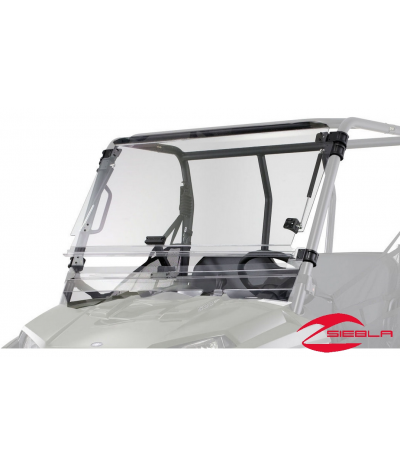 MID SIZE POLY FLIP OUT WINDSHIELD BY POLARIS