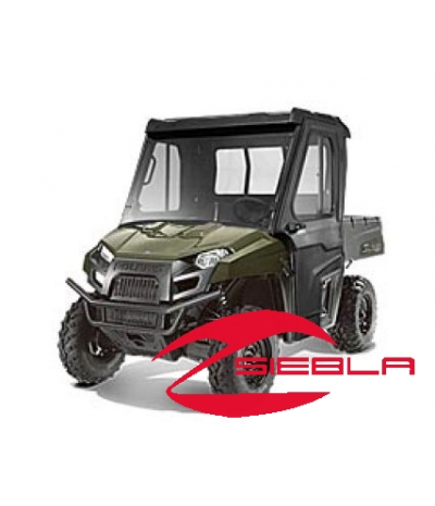 RANGER 800 FULL SIZE POLY CAB DOORS BY POLARIS