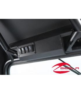 STEEL CAB WIPER KIT- RZR S & 800 BY POLARIS