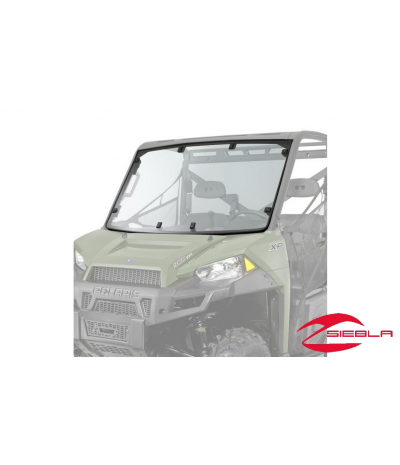 LOCK & RIDE PRO-FIT GENERAL PURPOSE POLY WINDSHIELD FOR RANGER 900 & 900 CREW BY POLARIS
