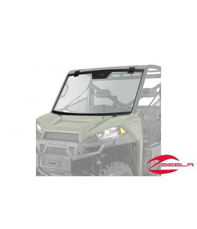 LOCK & RIDE PRO-FIT FIXED GLASS WINDSHIELD FOR RANGER 900 & 900 CREW BY POLARIS